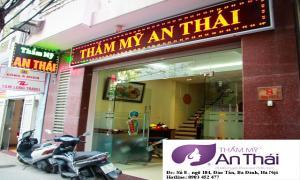 Một số hình ảnh Thẩm mỹ An Thái